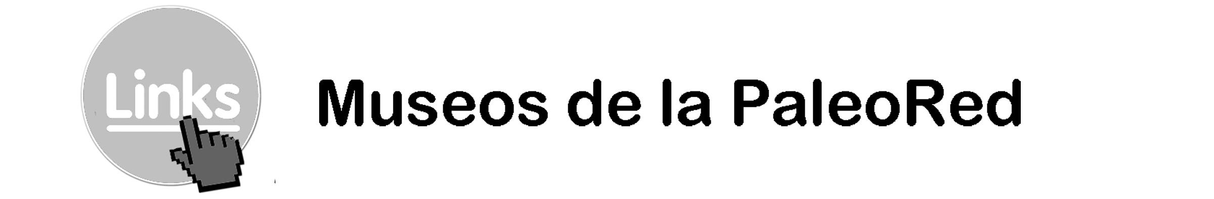 Webs museos y colecciones de la Red de Paleontologia de la Comunidad Valenciana