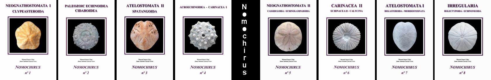 Serie monográfica NOMOCHIRUS