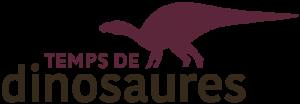 logotipo temps de dinosaures