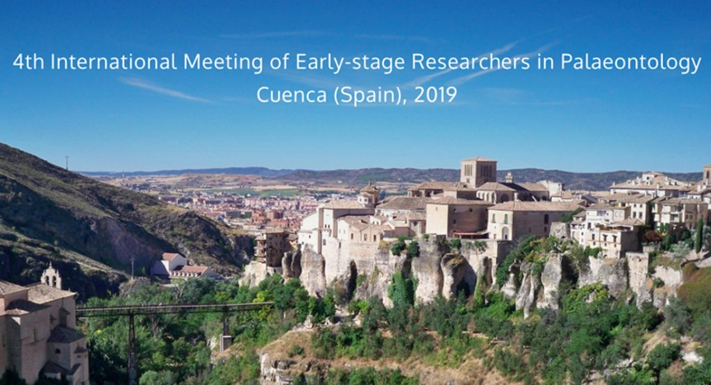 4th International Meeting of Early-stage Researchers in Palaeontology Cuenca (Spain)