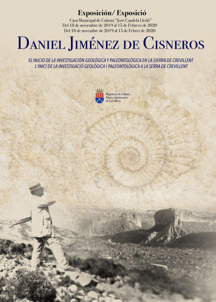 Exposición de Daniel Jiménez de Cisneros en la casa municipal de Cultura de Crevillent