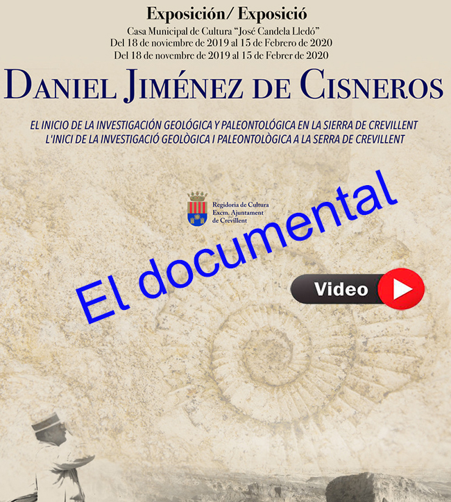 Video documental Jiménez de Cisneros